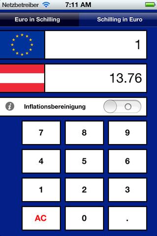 Euro Rechner